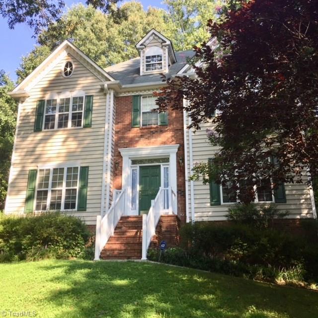 1809 Glenridge Drive, Kernersville, NC 27284 (MLS #900191) :: Lewis & Clark, Realtors®