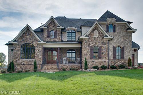 6301 Wildflower Ridge Way, Summerfield, NC 27358 (MLS #900261) :: Lewis & Clark, Realtors®