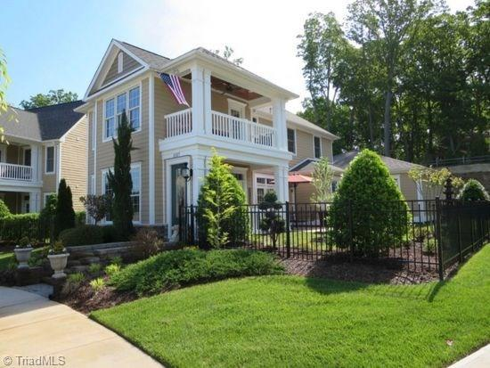 1327 Middleton Circle, Asheboro, NC 27205 (MLS #900408) :: Banner Real Estate