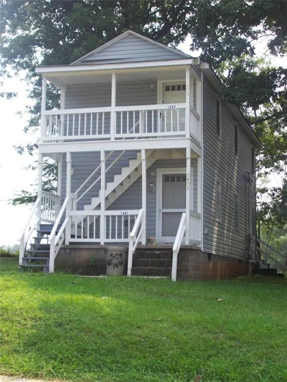 1403 Underwood Avenue, Winston Salem, NC 27105 (MLS #900426) :: Banner Real Estate
