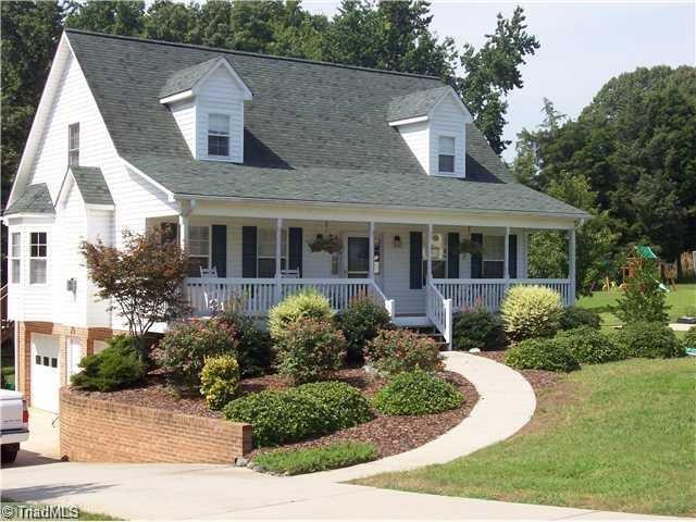 172 Reedy Creek Court, Lexington, NC 27295 (MLS #900439) :: Lewis & Clark, Realtors®