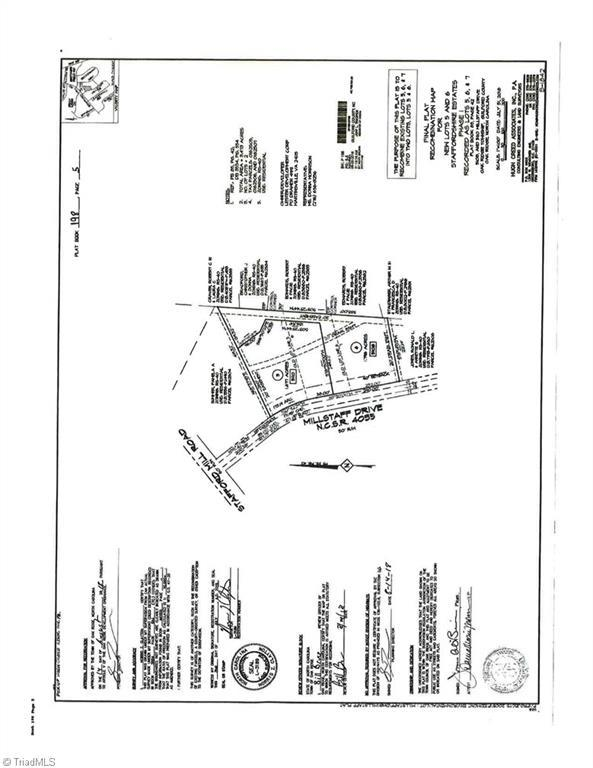 5110 Millstaff Drive, Oak Ridge, NC 27310 (MLS #902239) :: Kristi Idol with RE/MAX Preferred Properties
