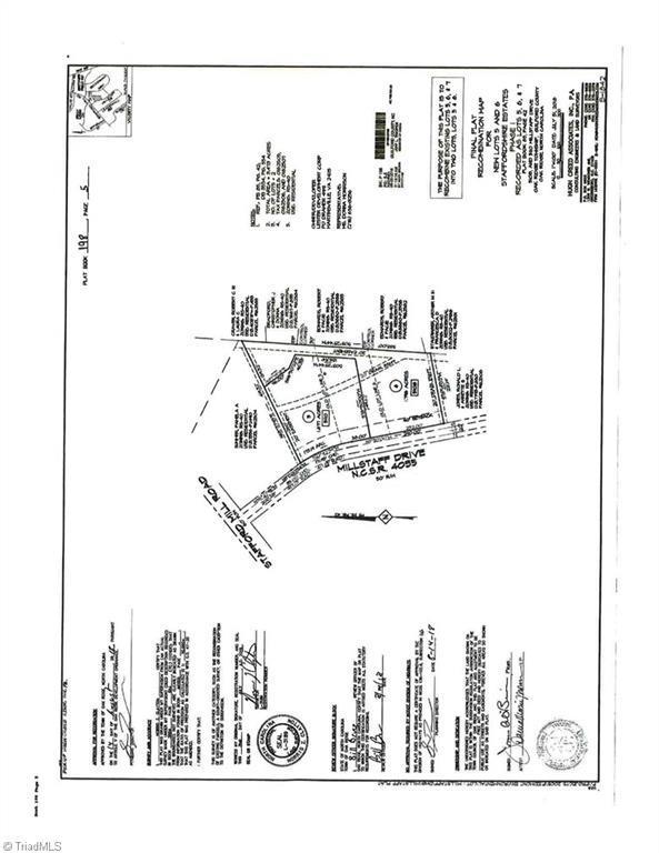 5108 Millstaff Drive, Oak Ridge, NC 27310 (MLS #902252) :: Kristi Idol with RE/MAX Preferred Properties