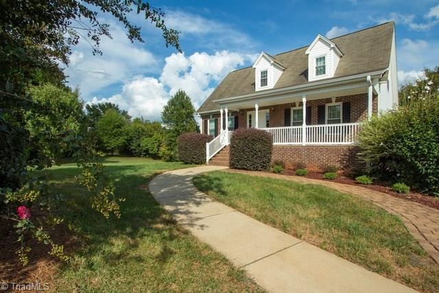 128 N High Field Road, Advance, NC 27006 (MLS #902897) :: Kristi Idol with RE/MAX Preferred Properties