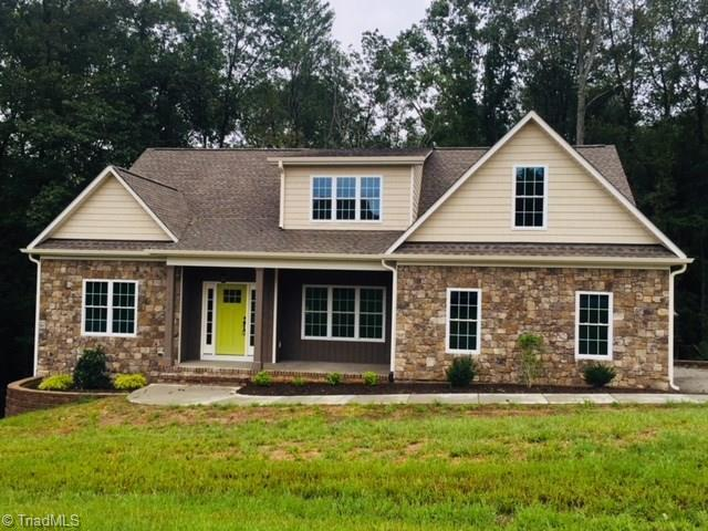 8322 Providence North Drive, Stokesdale, NC 27357 (MLS #903212) :: Kristi Idol with RE/MAX Preferred Properties