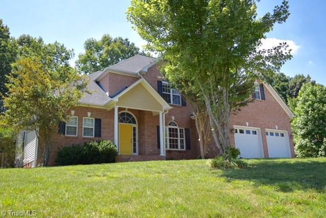 293 Longwood Drive, Advance, NC 27006 (MLS #903337) :: Kristi Idol with RE/MAX Preferred Properties