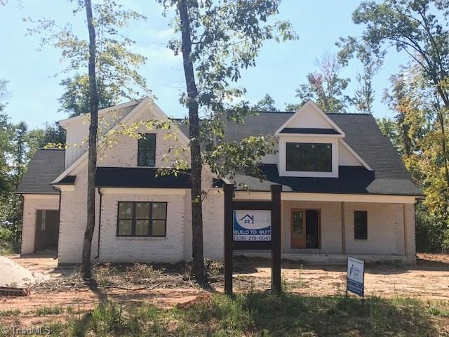7705 Honkers Hollow Court, Stokesdale, NC 27357 (MLS #903453) :: Kristi Idol with RE/MAX Preferred Properties