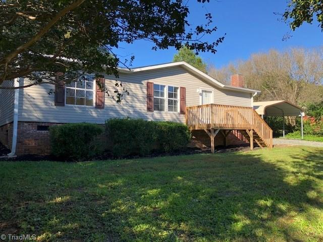 1383 Jubilee Road, Linwood, NC 27299 (MLS #905896) :: Kim Diop Realty Group