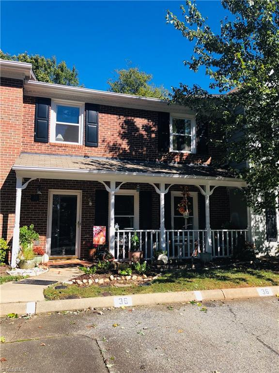 36 Brandy Court, Greensboro, NC 27409 (MLS #906643) :: Lewis & Clark, Realtors®
