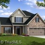1460 Land Grove Drive, Kernersville, NC 27284 (MLS #906988) :: Lewis & Clark, Realtors®