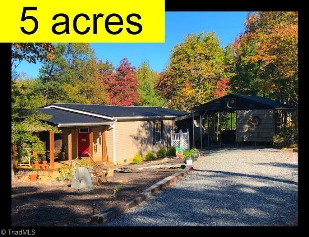 1140 Spring House Road, Millers Creek, NC 28651 (MLS #908451) :: RE/MAX Impact Realty