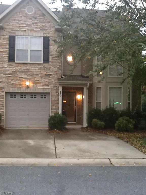 19 Saint Christopher Square, Greensboro, NC 27410 (MLS #909705) :: Kristi Idol with RE/MAX Preferred Properties