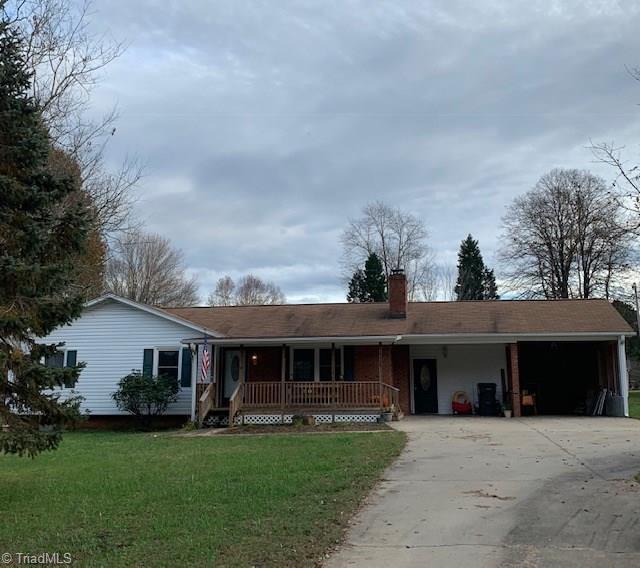 1321 Jersey Church Road, Lexington, NC 27292 (MLS #910049) :: Kristi Idol with RE/MAX Preferred Properties