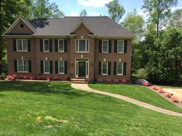 3610 Stancliff Road, Clemmons, NC 27012 (MLS #910114) :: The Temple Team
