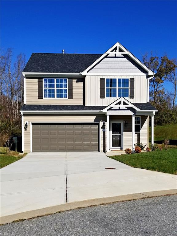 1912 Harvick Court, Greensboro, NC 27405 (MLS #910235) :: Kim Diop Realty Group