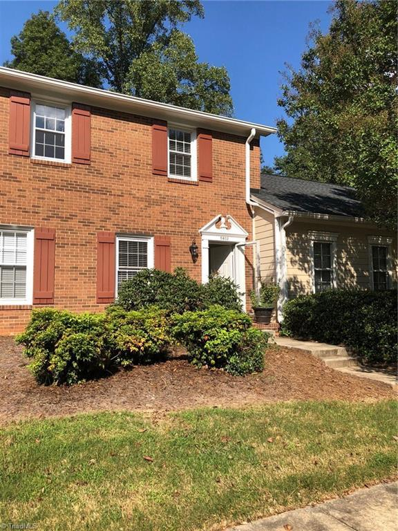 5802 Cardinal Way, Greensboro, NC 27410 (MLS #911689) :: NextHome In The Triad