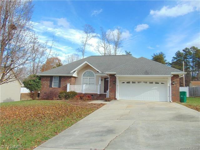 203 N Kayla Drive #55, Salisbury, NC 28146 (MLS #911850) :: Kristi Idol with RE/MAX Preferred Properties