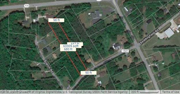 0 Beddingfield Road, Eden, NC 27288 (MLS #912283) :: Kim Diop Realty Group