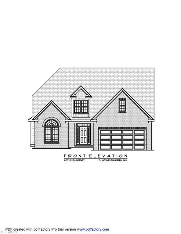 22 Blakeney Place, Greensboro, NC 27408 (MLS #913015) :: Kristi Idol with RE/MAX Preferred Properties