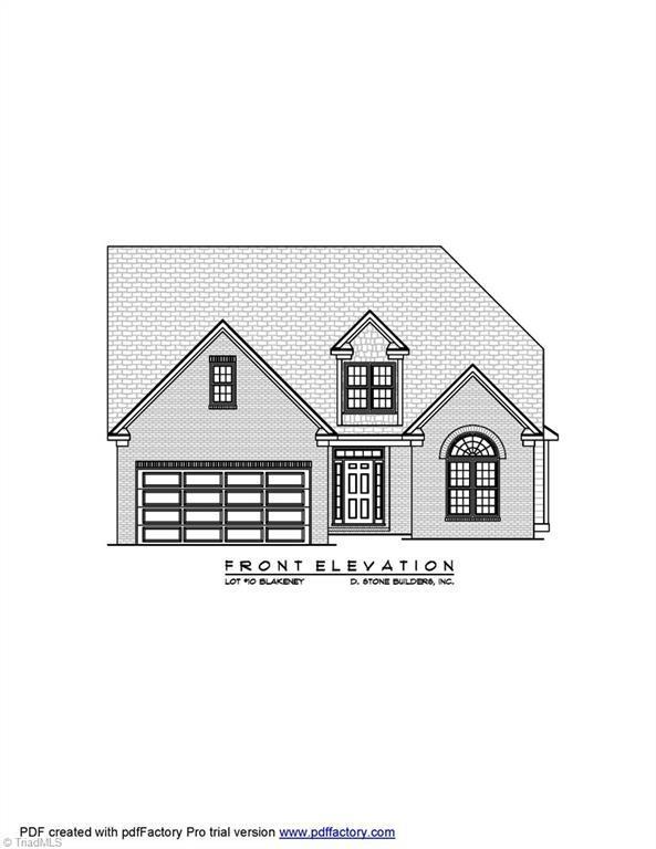 20 Blakeney Place, Greensboro, NC 27408 (MLS #913029) :: Kristi Idol with RE/MAX Preferred Properties