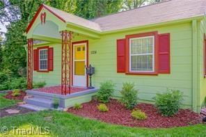 1104 Martin Street, Winston Salem, NC 27103 (MLS #914116) :: Kim Diop Realty Group
