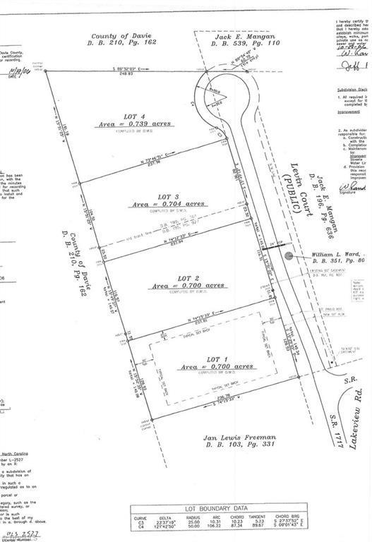 107 Levin Court, Mocksville, NC 27028 (MLS #914277) :: Ward & Ward Properties, LLC