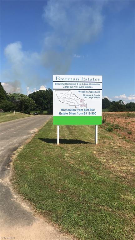 209 Pearman Road, Summerfield, NC 27358 (MLS #914605) :: The Temple Team