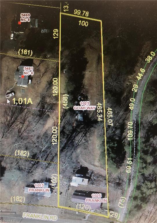 1025 Franklin Road, Germanton, NC 27019 (MLS #914683) :: Kristi Idol with RE/MAX Preferred Properties