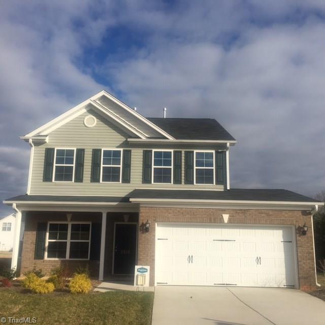 2519 Reid School Road Lot 10, Reidsville, NC 27320 (MLS #915102) :: Kristi Idol with RE/MAX Preferred Properties