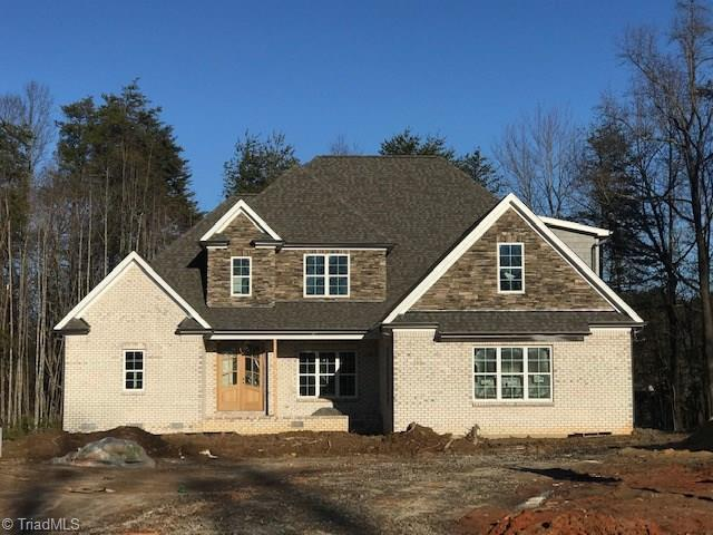 7700 Honkers Hollow Court, Stokesdale, NC 27357 (MLS #915632) :: Kristi Idol with RE/MAX Preferred Properties