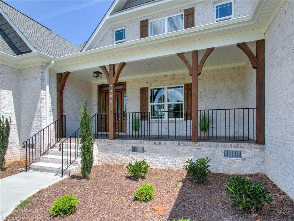 7306 Harkwood Trail, Oak Ridge, NC 27310 (MLS #915762) :: NextHome In The Triad