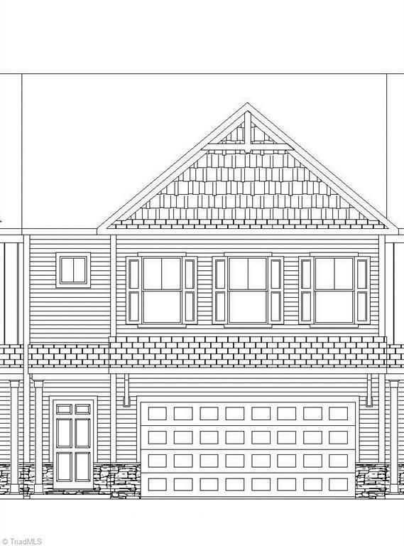 708 Wrenn Miller Street, High Point, NC 27260 (MLS #916413) :: Kristi Idol with RE/MAX Preferred Properties