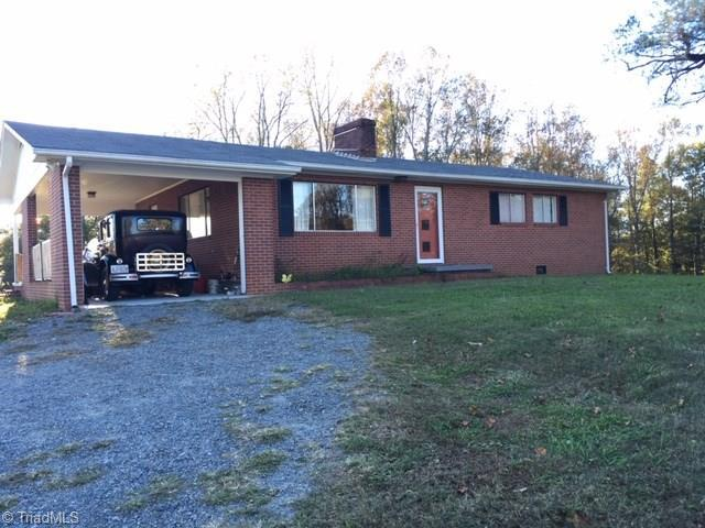11985 Austin Traphill Road, Traphill, NC 28685 (MLS #917473) :: RE/MAX Impact Realty