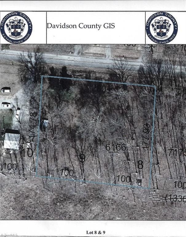 8 Maple Lane, Thomasville, NC 27360 (MLS #917644) :: NextHome In The Triad
