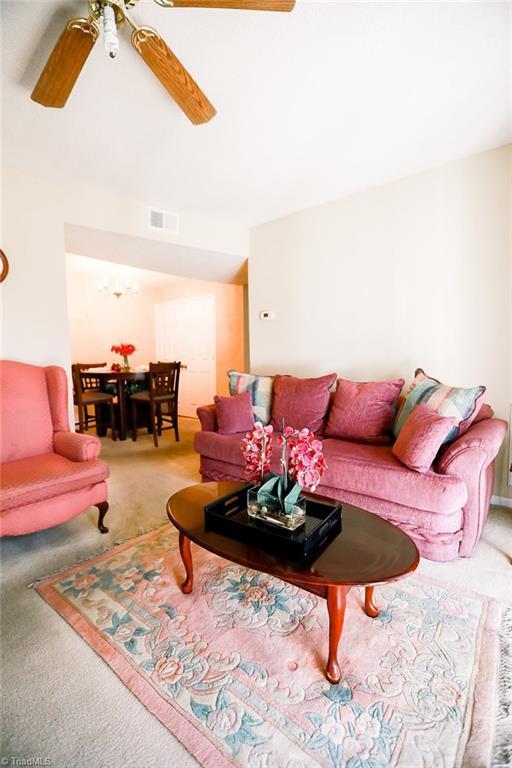 523 Mystic Drive A, Greensboro, NC 27406 (MLS #917830) :: Kristi Idol with RE/MAX Preferred Properties