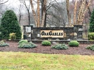 TBD Oak Gables Drive, Wilkesboro, NC 28697 (MLS #917962) :: Ward & Ward Properties, LLC