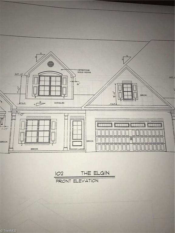 1675 Angus Ridge Drive, Kernersville, NC 27284 (MLS #919235) :: Kristi Idol with RE/MAX Preferred Properties