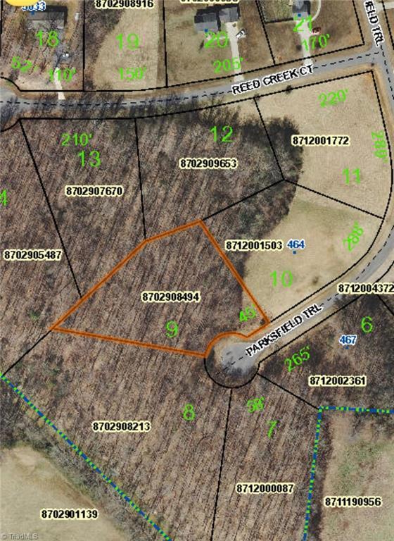0 Parksfield Trail, Ramseur, NC 27316 (MLS #919527) :: Ward & Ward Properties, LLC