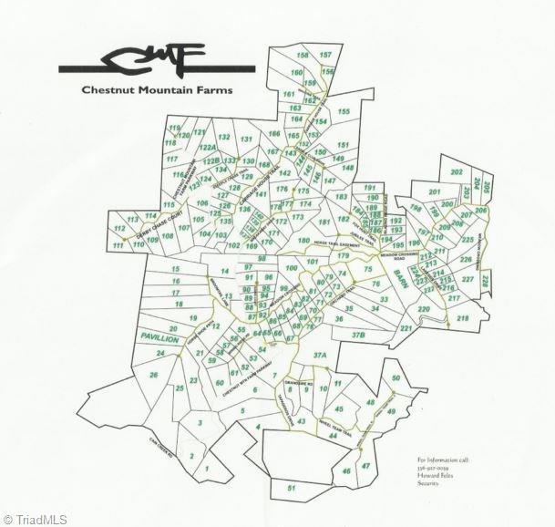 0 Chestnut Mountain Farms Parkway, Mcgrady, NC 28649 (MLS #922031) :: Kristi Idol with RE/MAX Preferred Properties