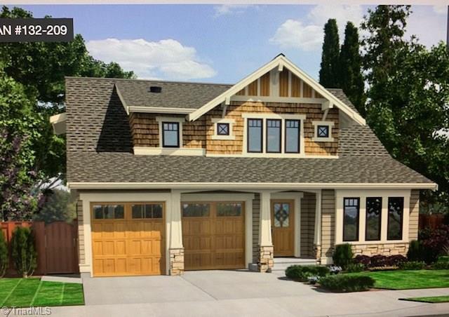 4505 Kincaid Drive, Greensboro, NC 27406 (MLS #922425) :: Kristi Idol with RE/MAX Preferred Properties