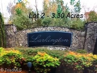 38 Larkington Drive Lot 2, Siler City, NC 27344 (MLS #922476) :: Kristi Idol with RE/MAX Preferred Properties