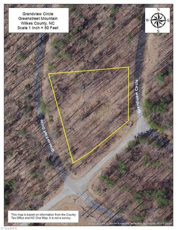 0 Grandview Circle, Traphill, NC 28685 (MLS #923208) :: RE/MAX Impact Realty