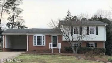 860 Mineral Springs Road, Madison, NC 27025 (MLS #923647) :: Kristi Idol with RE/MAX Preferred Properties