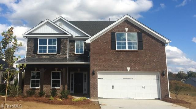 7 Foxworth Court #54, Greensboro, NC 27406 (MLS #925527) :: HergGroup Carolinas