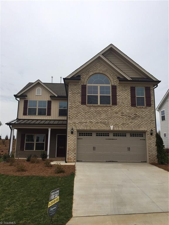 100 Radiant Path Lot 28, Trinity, NC 27370 (MLS #925687) :: Berkshire Hathaway HomeServices Carolinas Realty