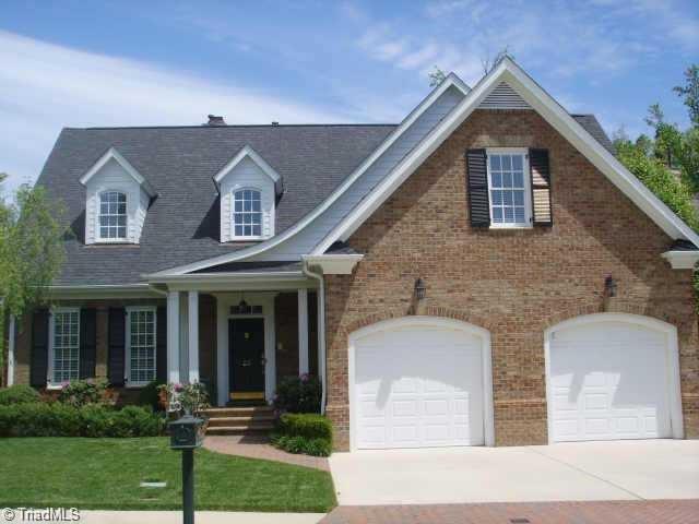 23 Hadley Park Court, Greensboro, NC 27407 (MLS #926898) :: HergGroup Carolinas
