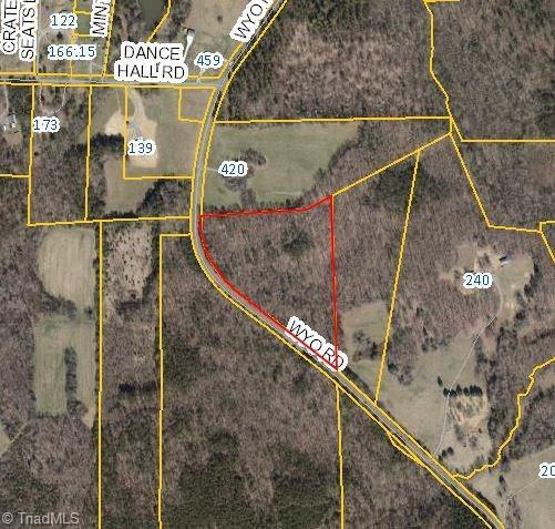 1 Wyo Road, Mocksville, NC 27028 (MLS #927218) :: Berkshire Hathaway HomeServices Carolinas Realty