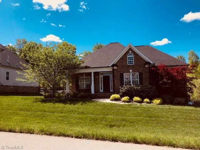 5091 Peppertree Road, Clemmons, NC 27012 (MLS #927933) :: Kristi Idol with RE/MAX Preferred Properties