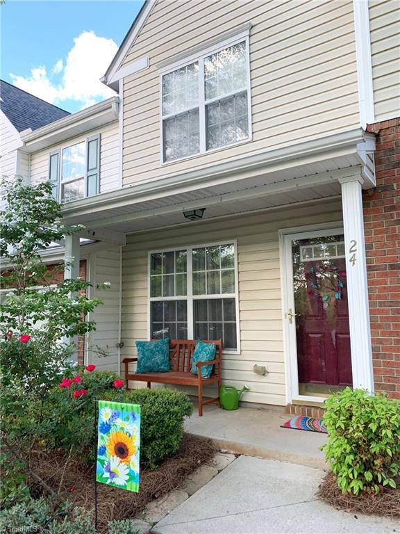 24 Josephine Circle, Greensboro, NC 27410 (MLS #929364) :: Kristi Idol with RE/MAX Preferred Properties