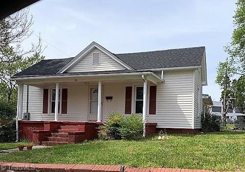 631 Morehead Street, Eden, NC 27288 (MLS #929726) :: NextHome Realty 55 Partners